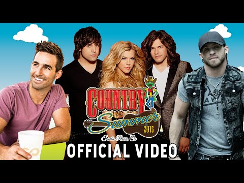 Country Summer 2015- NorCal's Biggest Party!