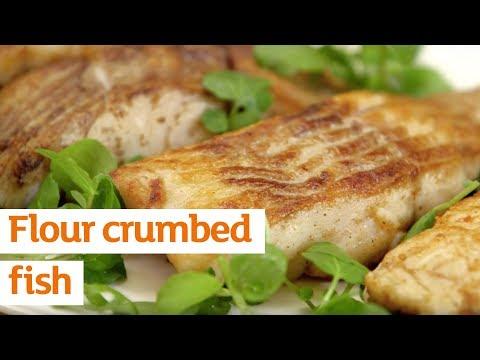 Flour Crumbed Fish - Sainsbury's