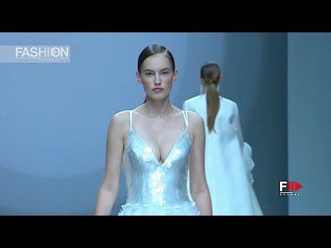 ISABEL SANCHIS Barcelona Bridal Fashion Week 2018 - Fashion Channel