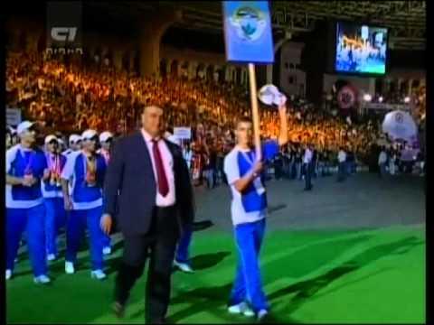 The ARMENOIDS Live Performance On 5th Pan Armenian Games.