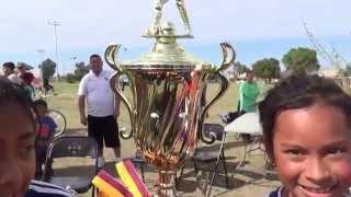 Estamos Unidos Soccer League Manchester United U7 GoCampeones.com