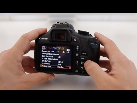 how to get the q menu on the canon 80d