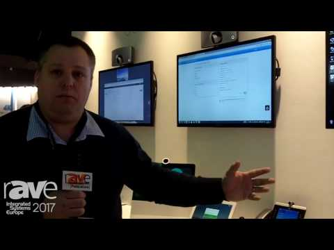 ISE 2017: Cisco Shows Conferencing and Interoperability Demo with Cisco Meeting Server