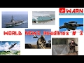 WNH#3 : Russian AWACS Aircraft, Surveillance System, IAF tender, French Army soldier, ASMPA Missile