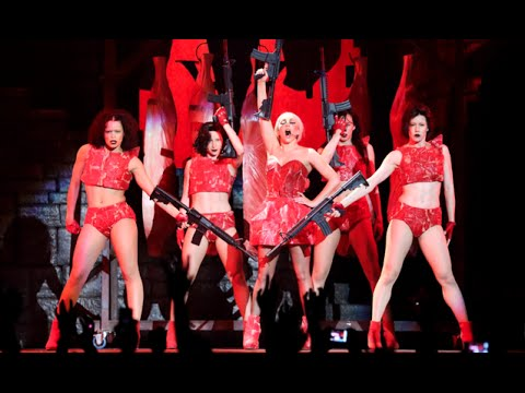 Lady Gaga - The Born This Way Ball Tour DVD Part.4