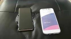 Suojakuoret Samsung Galaxy s7/s8 edge
