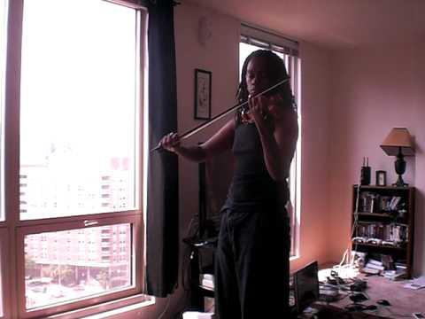 "Instrumental Violin Jason Upton ""Not Ashamed"" (Beyond the Classical)"