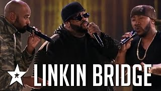 Linkin Bridge Auditions & Performances America's Got Talent  2016 Finalist