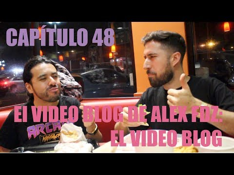 Video Blog 48: Festival de Stand Up en Costa Rica