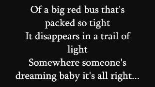 Midnight In Chelsea Lyrics (full version)