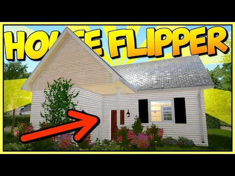 BREAKING DOWN WALLS TO MAKE THE BEST KITCHEN EVER? -  Let's Play House Flipper Gameplay