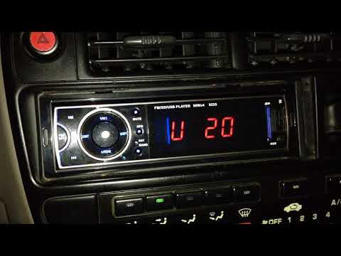 6225 Car MP3 Player deck with USB/SD Card Slots