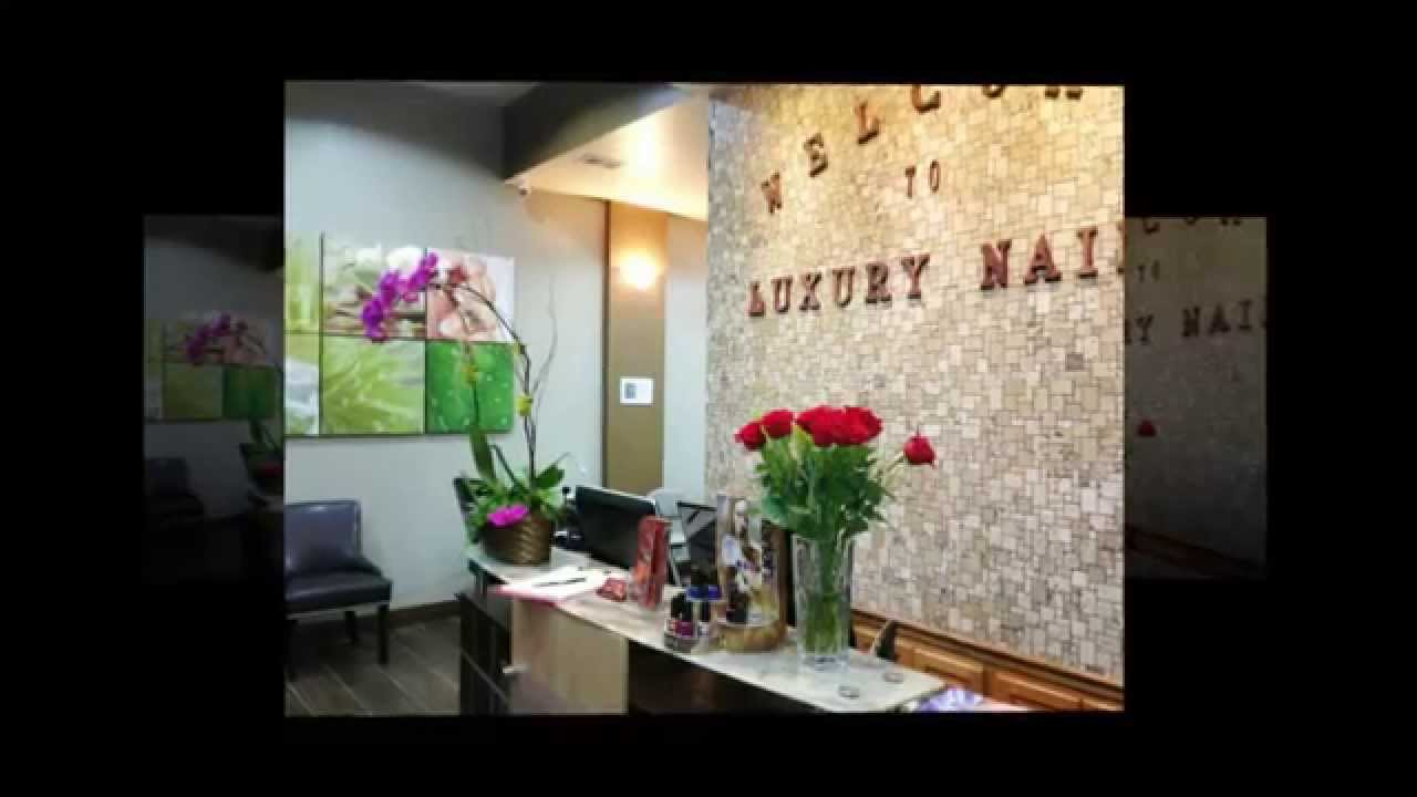 Luxury Nails in Oakbrook Terrace, IL 60181 (215) - YouTube