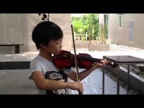 May song, Suzuki violin book1