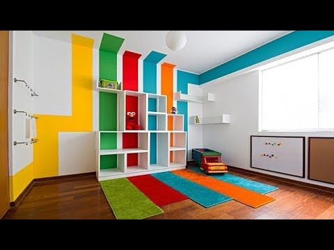 25 Creative And Amazing Wall Painting Ideas For Home And Office Latest Collection 2018 Youtube