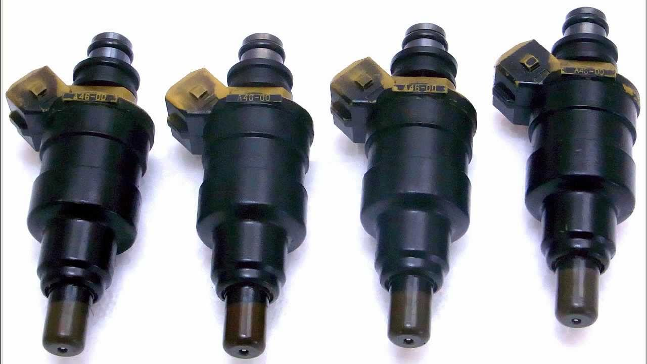 Gtr 4x 444cc Injectors For 200sx 180sx Ca18det 240sx Ka24e Youtube Wiring Diagram