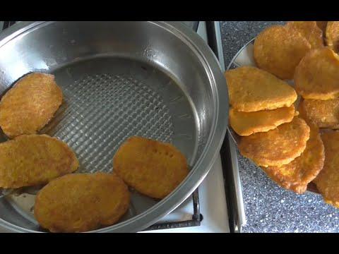 оладьи из тыквы самый простой рецепт смотреть видео