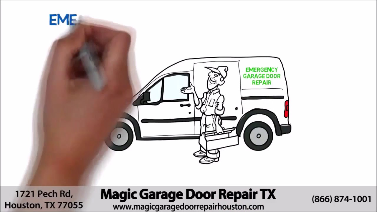 $29 Garage Door Repair Baytown TX (281) 402 6226