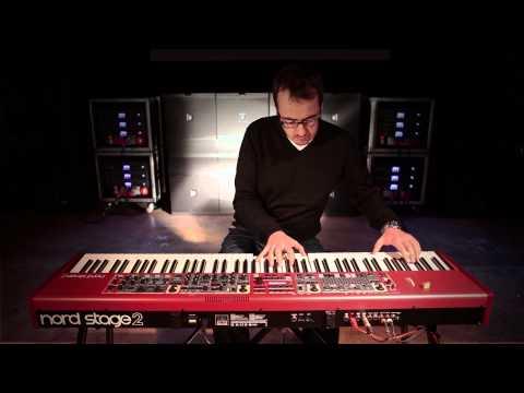 Nord Keyboards Italian Grand with Jim Watson