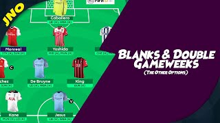 Fantasy Premier League - BLANKS & DOUBLE GAMEWEEKS - FPL DOUBLE GAMEWEEKS 32 OPTIONS thumbnail