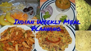 Indian Weekly Meal Planning And Pre Preparation(Part 2) With Recipes |Kulfi Recipe | Real Homemaking
