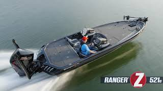 Z521C Ranger Cup Equipped On-Water Footage