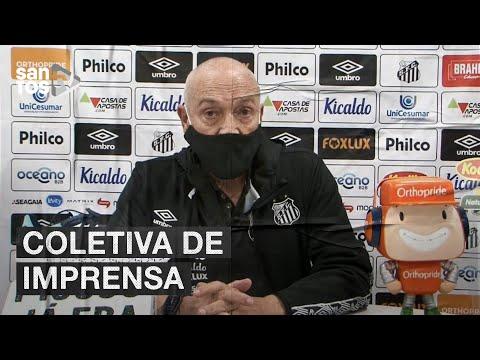JESUALDO FERREIRA | COLETIVA DE IMPRENSA (26/07/20)