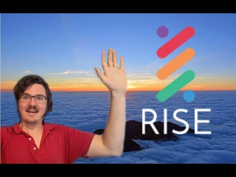 RISE - A Case Study In How to Analyse A Coin