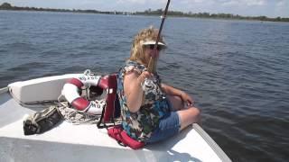 Maureen Is Porgy Fishing Shes Making Porgy Fishcake