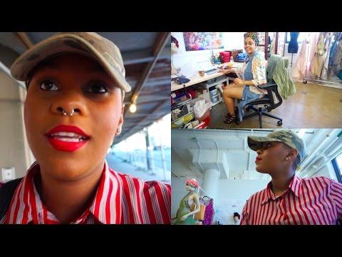 #JazzTakesNYC - Internship Vlog   Week Two