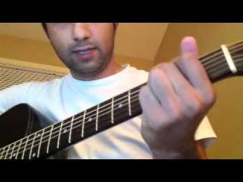 Yadain Roxen Guitar Tutorial