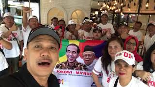 Hebohnya Alumni Galas QQ Cafe FX Sudirman