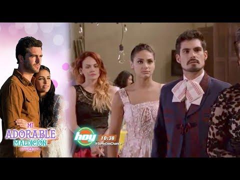 Mi adorable maldición | Avance 25 de mayo | Hoy - Televisa