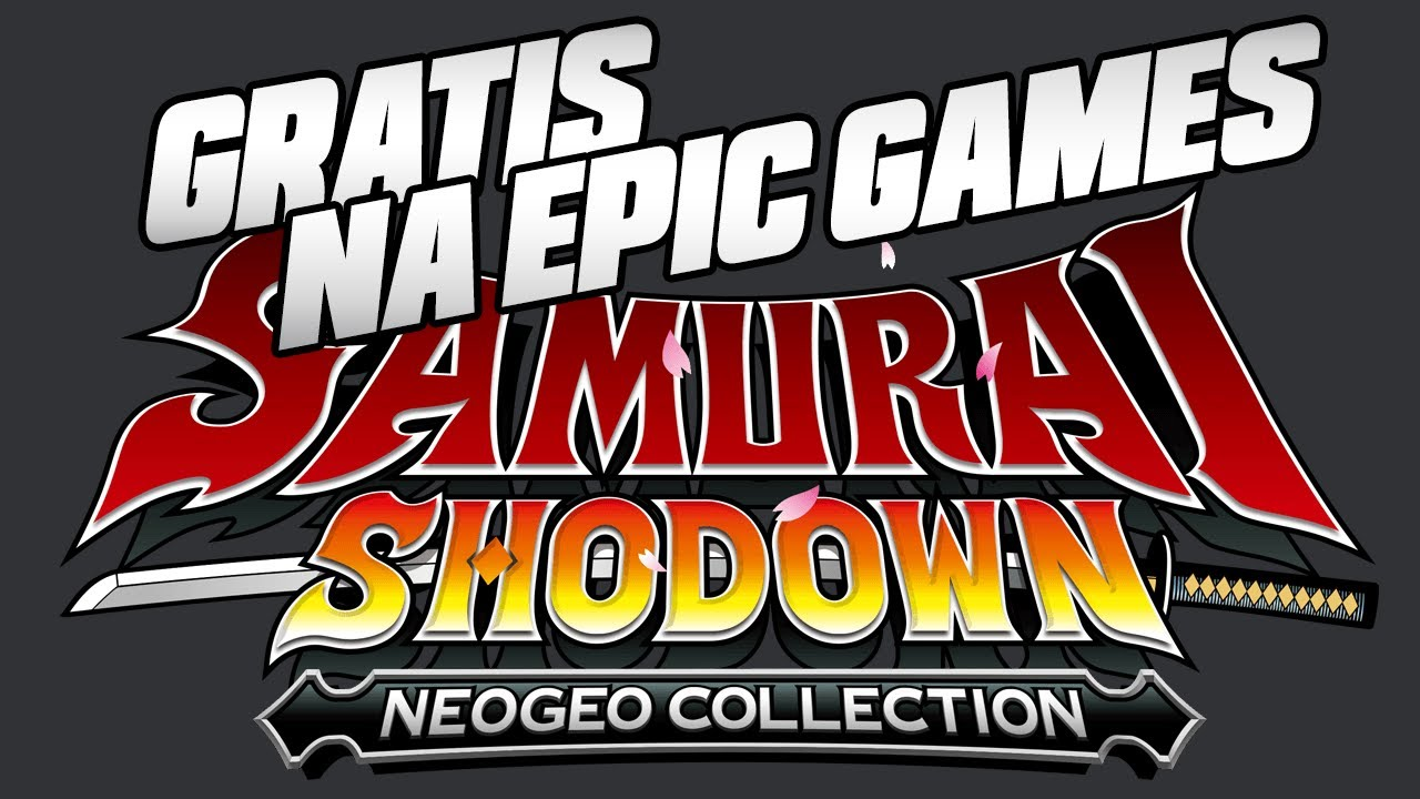 Grátis na Epic Games Store - Samurai Shodown NEOGEO Collection - Trailer