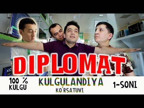 KULGULANDIYA #1 SONI - DIPLOMAT JAMOASI BILAN (ZAMON PRODUCTION)
