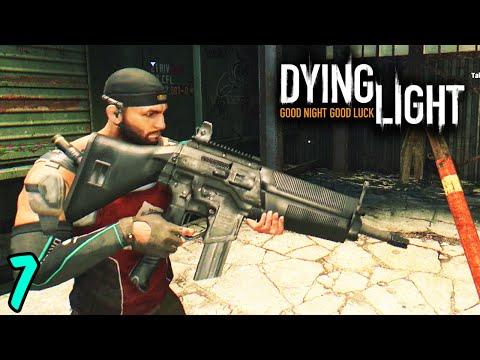 Dying Light Coop - The... Plasma Gun? - Episode 7 (Dying Light Coop Gameplay)