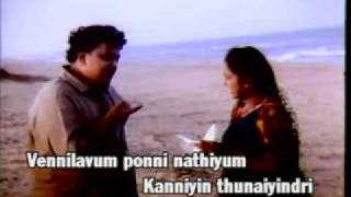 TAMIL KARAOKE VIDEOS MANNIL INTHA PART 7