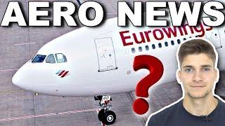 EUROWINGS Langstrecke in FRANKFURT? AeroNews