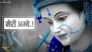 Navratri special Whatsapp status    Mata Rani status   Navratri status