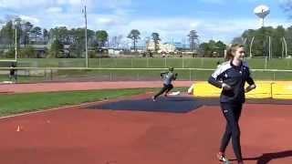 High Jump Training LR Approaches