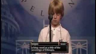Repeat youtube video Spelling bee: I have to spell Niggas???
