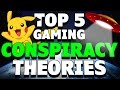 Top 5 Video Game Conspiracy Theories