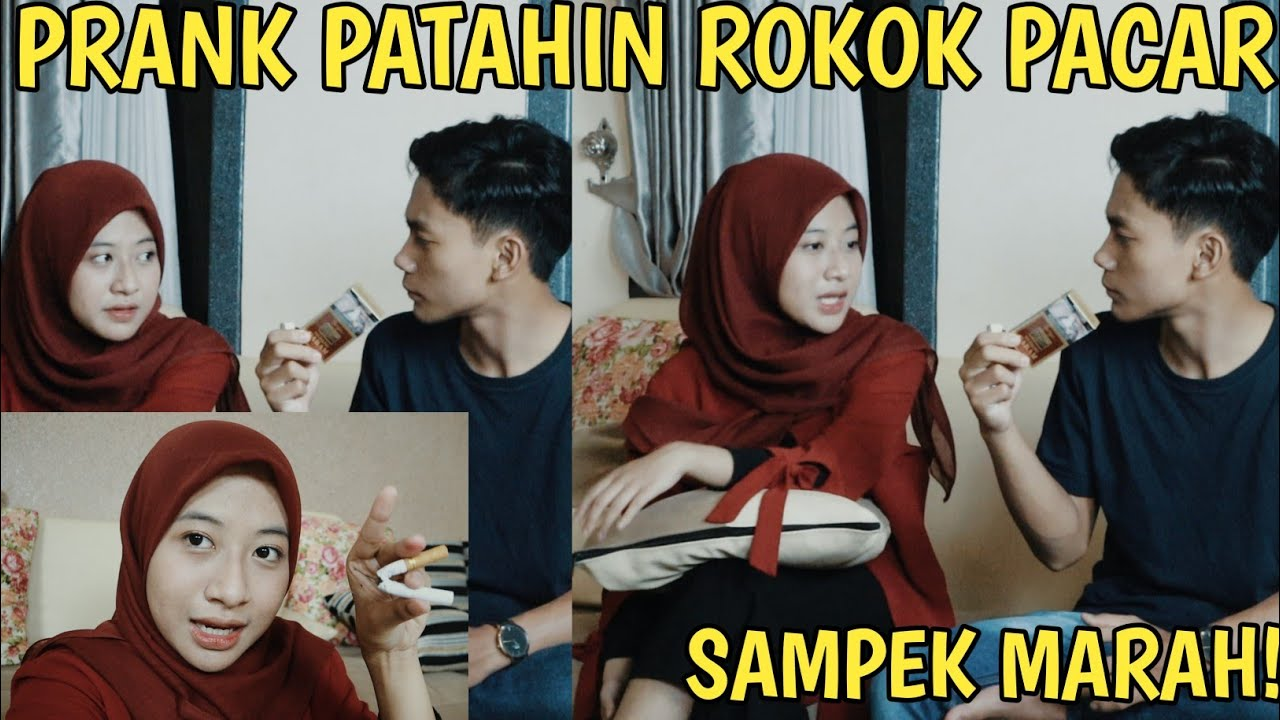 Download PRANK PATAHIN ROK!K PACAR   SAMPEK MARAH