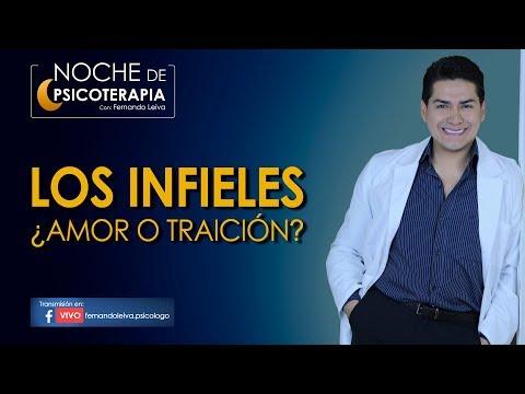 LOS INFIELES - Psicólogo Fernando Leiva