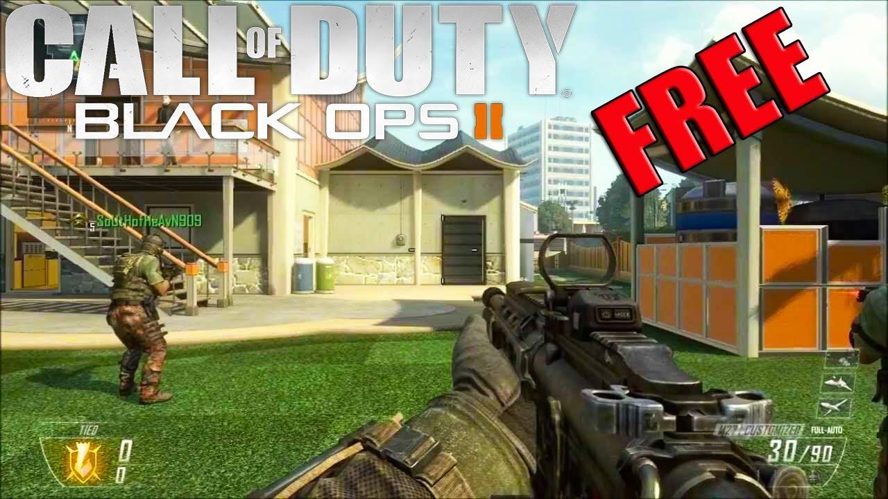black ops 2 free online game