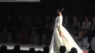 """Pronovias Vintage"" Spring Summer 2008 Bridalwear Barcelona by FashionChannel"
