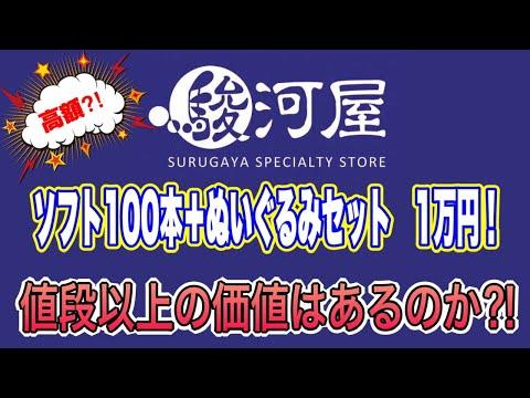 【PS2福袋】みんなが気になってる駿河屋 高額100本福袋開封 50/100本【前半】