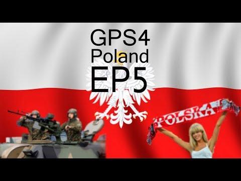 Geopolitical simulator Power & Revolution 4 ~ Poland - Episode 5