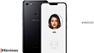 Vivo Y81- Display Notch, 3,260mAh Battery Launched in India: Price, Specifications - #Reviews