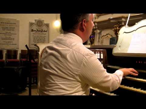 Improvisation: Symphonic movement in the Style of Bruckner
